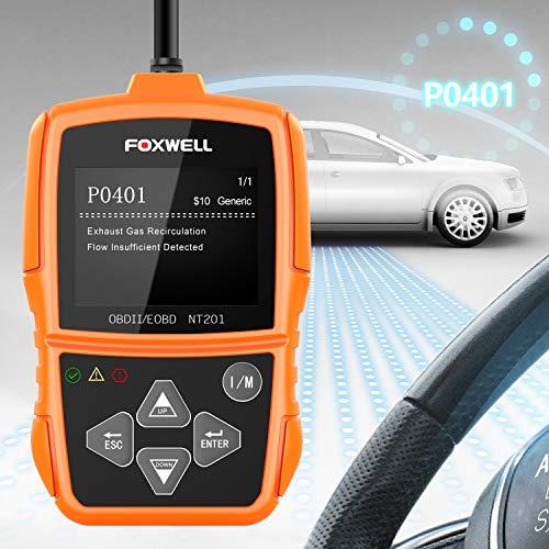 Foxwell Orange NT201