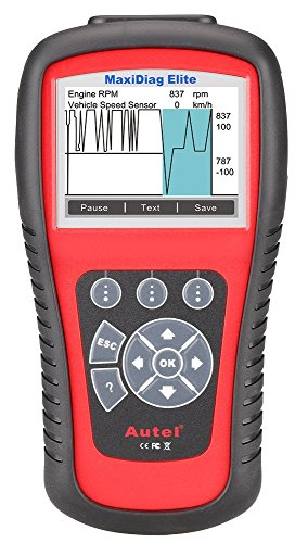 Autel Scanner MD802 Maxidiag Elite
