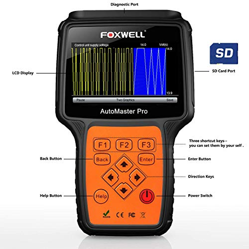 Foxwell NT614 Review