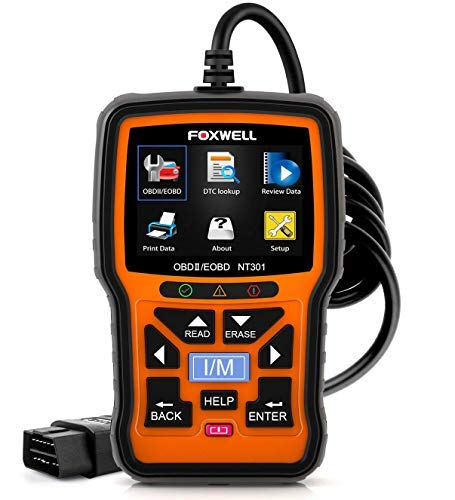 Foxwell NT301 Review