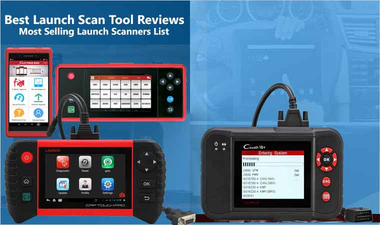 Best Launch Scan Tool Reviews