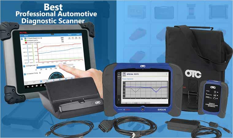 Best Professional Automotive Diagnostic Scanner